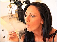 tiffany brookes smoking